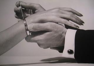 Cartier jewelry designers love bracelet with screwdriver