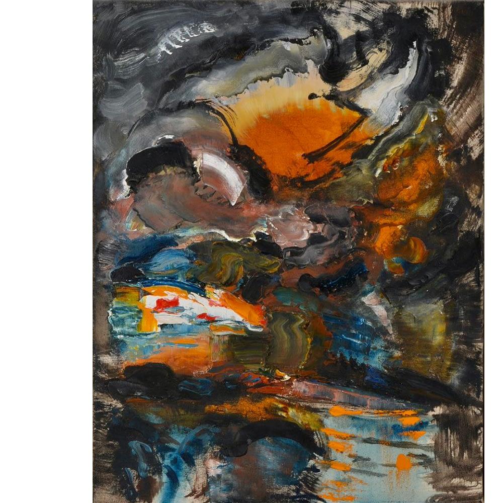 Maggi Hambling Paintings