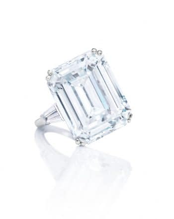 Exceptional D Color Diamond Ring