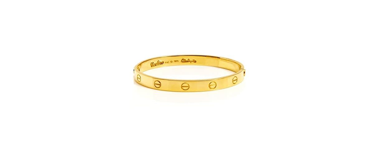 Cartier jewelry designers love bracelet feature image